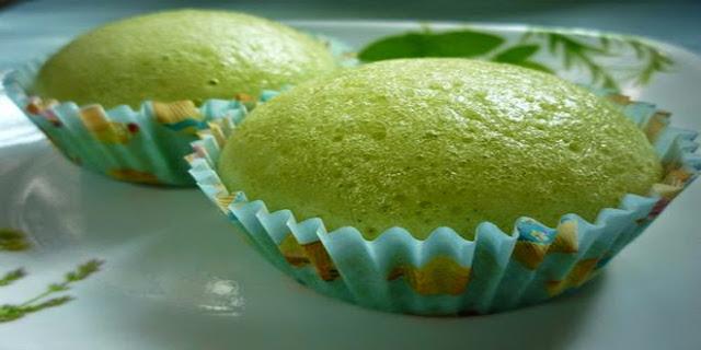 Bahan Membuat Cup Cake Pandan, Cara Membuat Cup Cake Pandan, Tips Membuat Caup Cake Pandan, resepi cupcake pandan mudah