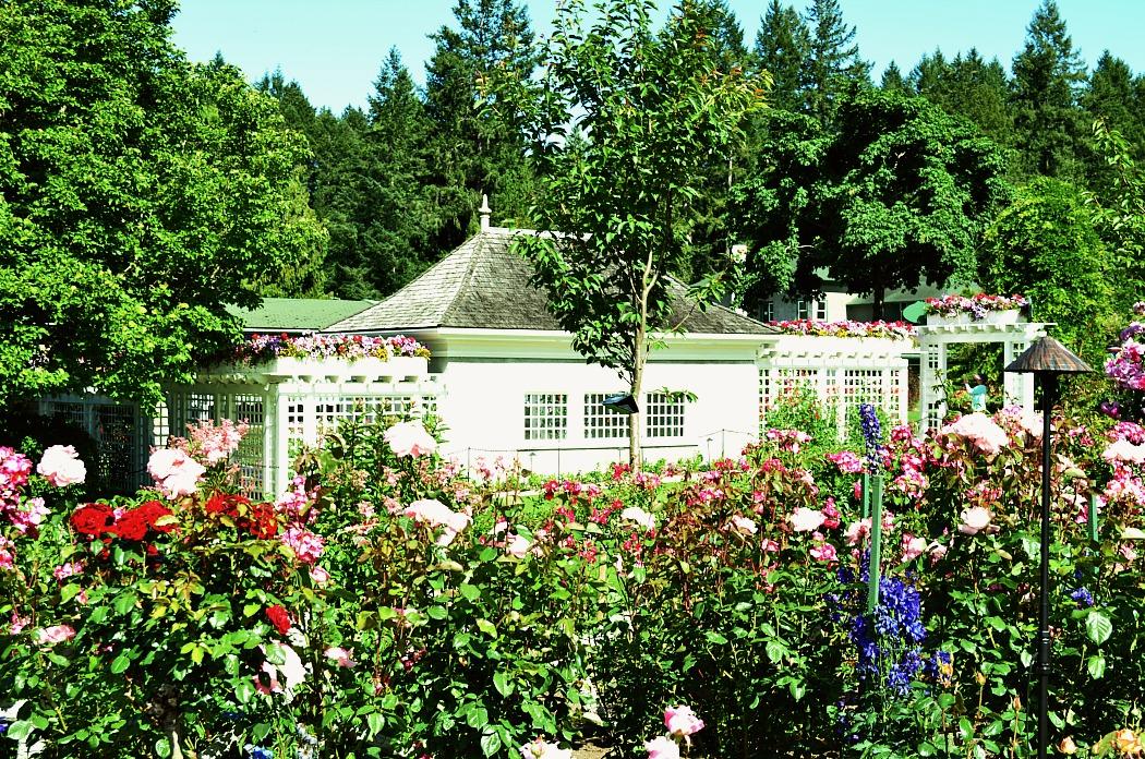Victoria British Columbia Canada_Butchart Gardens