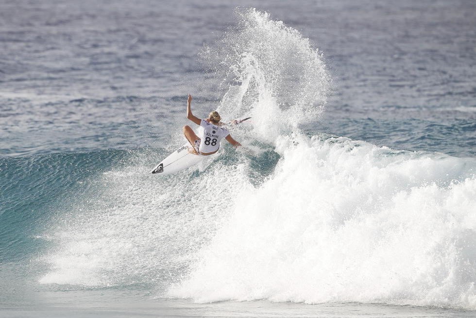 17 Stephanie Gilmore Roxy Pro Gold Coast fotos WSL Kirstin Scholtz