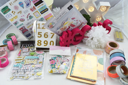 Pretty Little Lawyer: Papelería en Aliexpress | Scrapbook