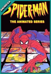http://descargasanimega.blogspot.mx/2015/12/spiderman-animated-series-6565-audio.html