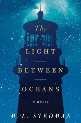 The Light Between Oceans by M.L . Stedman - book cover