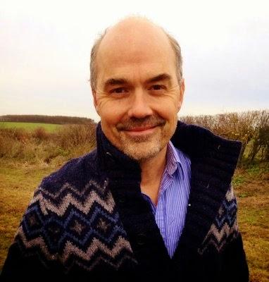 Interview with Chris Beckett - April 23, 2014