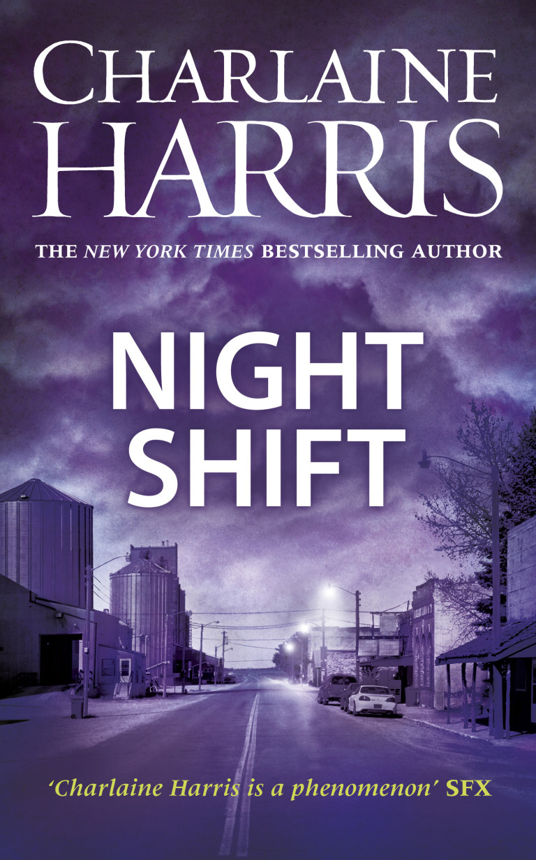 Night Shift by Charlaine Harris (UK Edition)