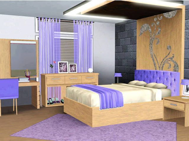Modern Southwest Remodel contemporary-bedroom