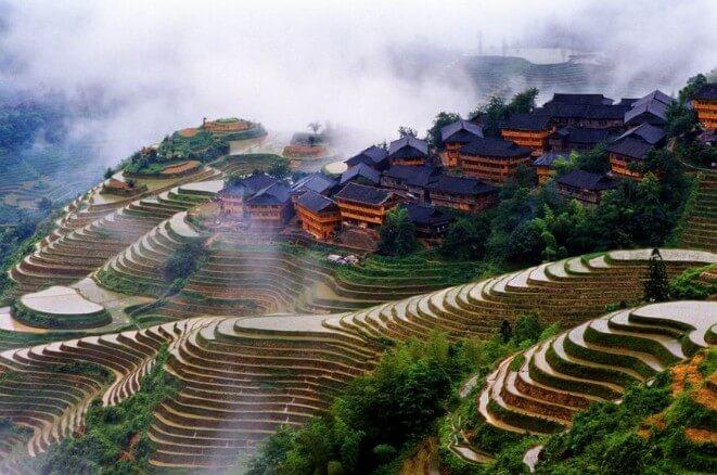 8 Perkampungan Paling Bersih Di Dunia