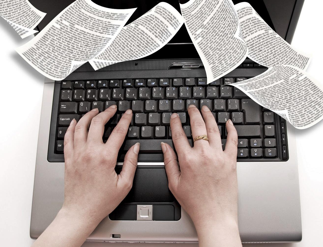 (6) Start Writing Job