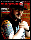 Cuban Pete Cover and interview in Underground Hip Hop Magazine