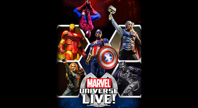Marvel Universe Live! Metro Detroit Giveaway, giveaway, Marvel, win, contest, things to do