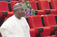 NIGERIA SENATE LEADER AHMED LAWAN BACKS CALL FOR STATE POLICE