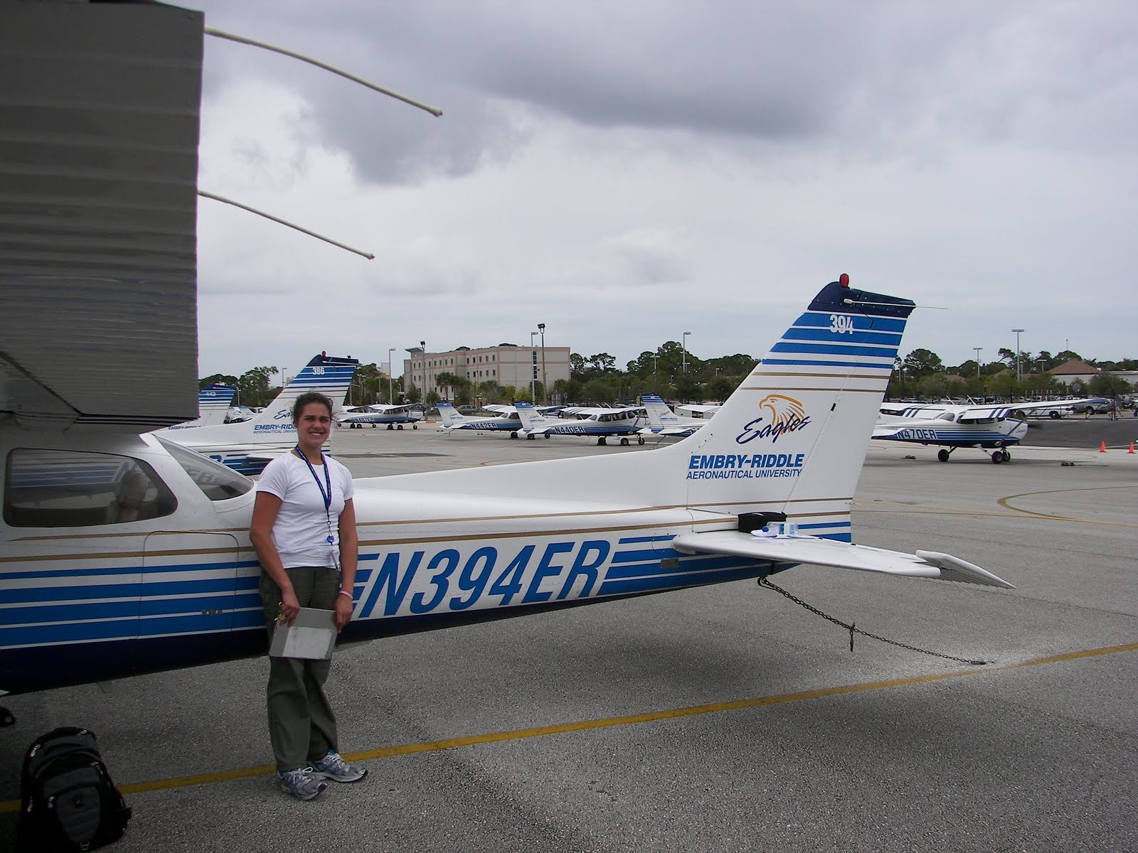 Flight To Success: Flying High with Embry-Riddle!