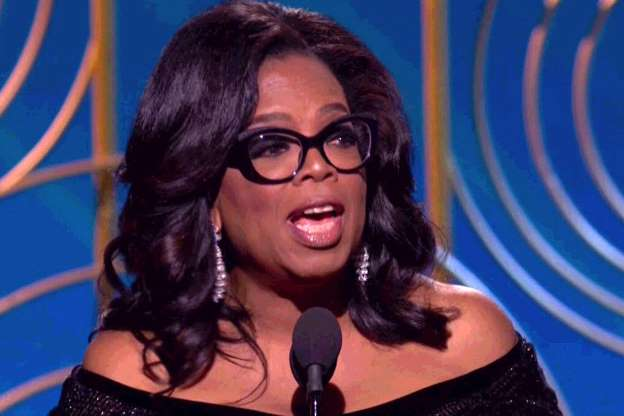 Oprah Winfrey calls out sexual harassers in powerful Globes speech: 'Their time is up'