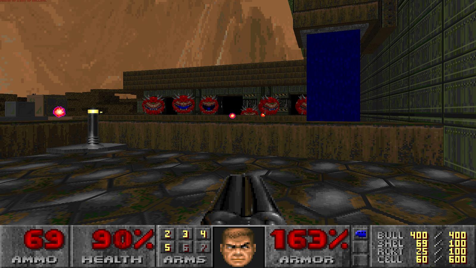 Adam's Blog: Whispers of Satan, a Doom II megawad
