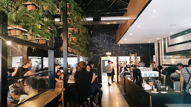 Axil Coffee Roasters, Hawthorn