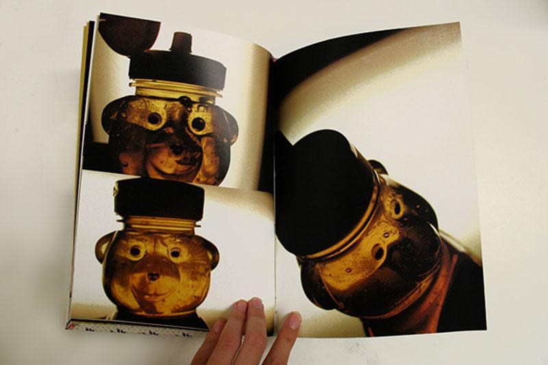 Honeybear Image Making. A Book by Gretchen Nash