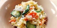 Resepi Salad Kentang Dengan Telur (style Jepun)