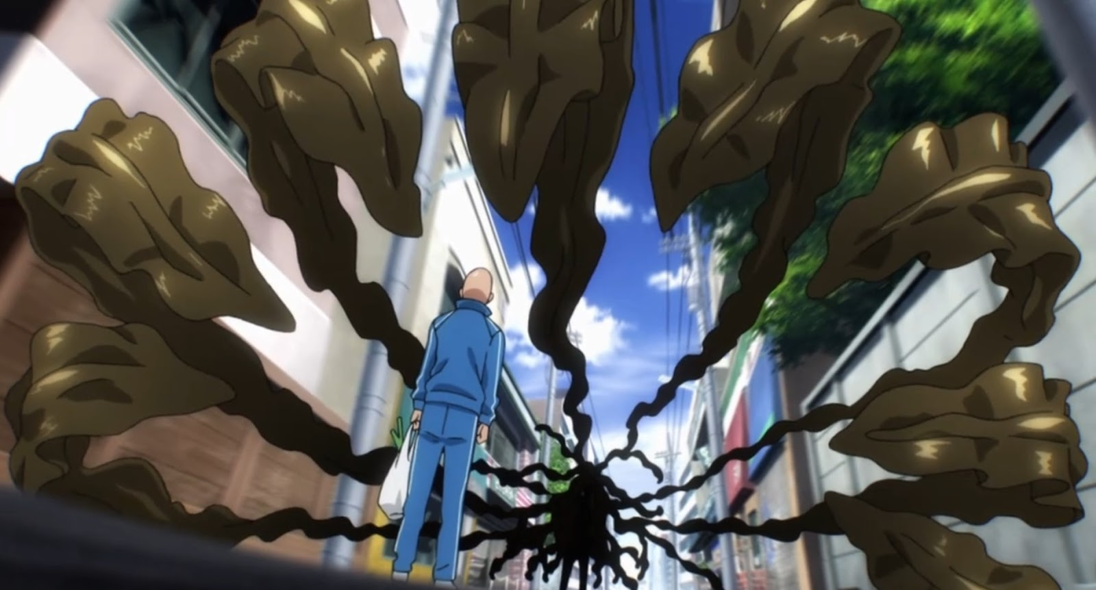 One Punch Man – Episódio 06