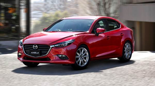 2019 Mazda 3 Redesign and Price