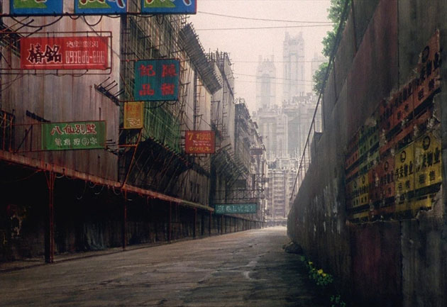 Gurney Journey The Backgrounds Of Ghost In The Shell