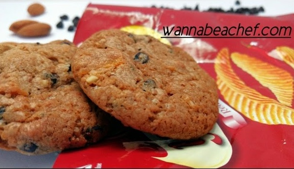 Chocolate chips Cookies - Spicy Potatoes Chocolate Chips Cookies
