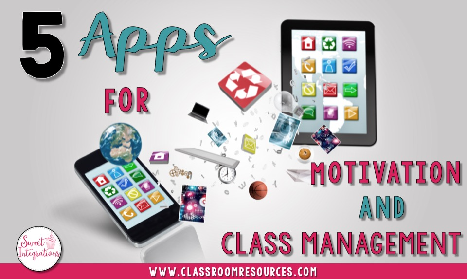 These fun apps should keep your students engaged in the lesson and behavior under control. These apps are great for classroom management.