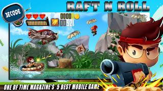 تحميل لعبة Raft n Roll .. لعبة أكشن قتالية مميزة ومليئة بالمتعة والإثارة