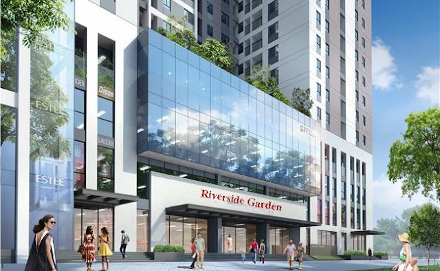 Xung quanh dự án Riverside Garden