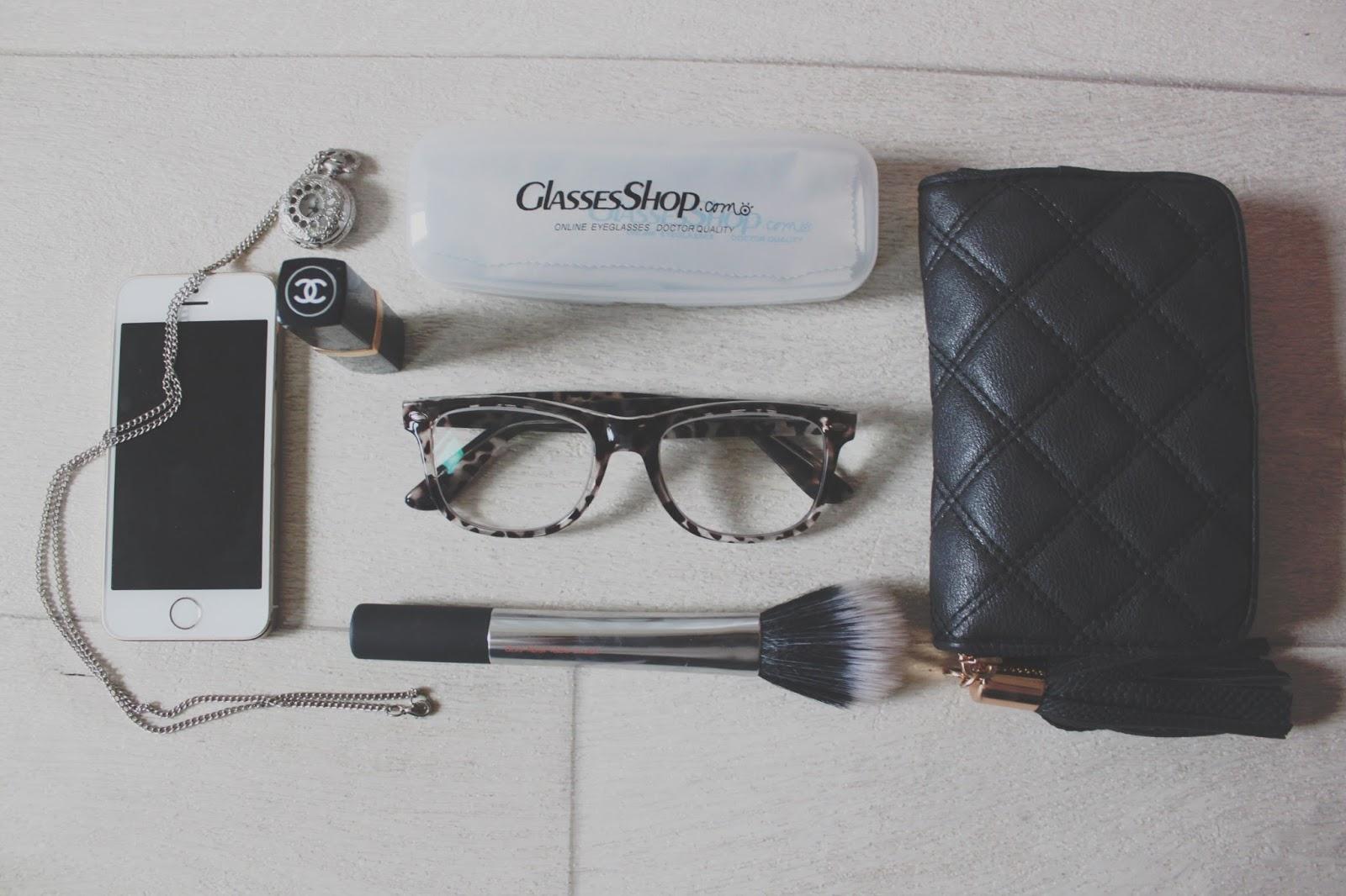d605117183 GlassesShop Haul - Quirky New  Zebra  Print Glasses Review   Coupon Code!