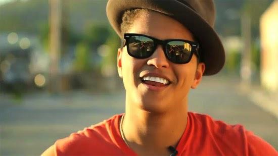 nome verdadeiro do Bruno Mars
