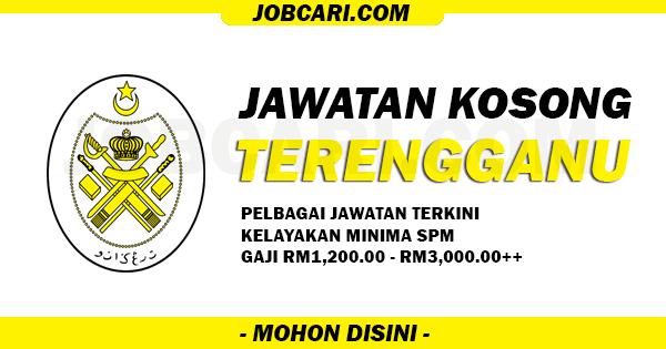Iklan Kerja di Terengganu