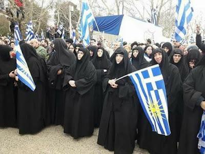 Ν. Λυγερός: Μοναχισμού Αποστολή... άνθρωποι ντυμένοι με μαύρα που έχουν μέσα τους τόσο φως.
