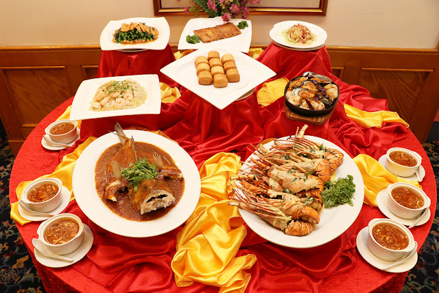 Baby Lobster Promotion At Tung Yuen Chinese Restaurant ,Grand BlueWave Hotel Shah Alam