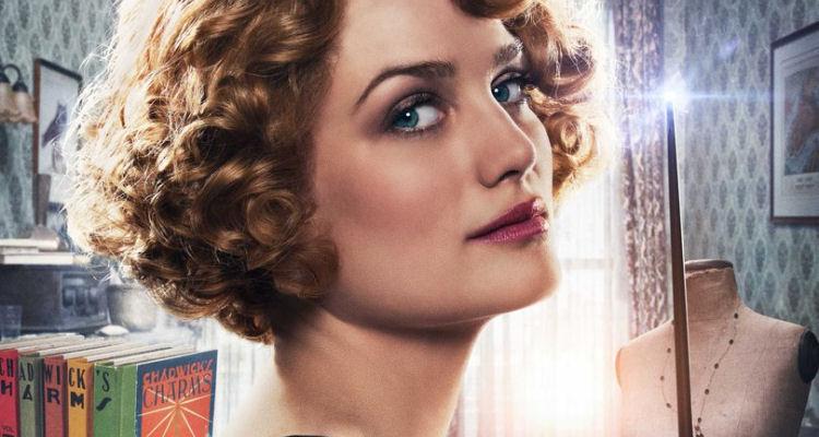 Queenie Goldstein (played be Alison Sudol)