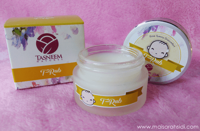 Balm Bayi Tasneem Naturel, T-Rub