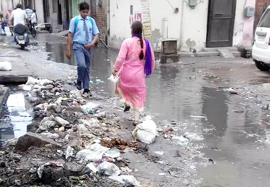 Environment Minister Vipul Goyal is the world's second most dirty city; Lakhan kumar singla