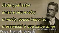 Frases Famosas de Machado de Assis
