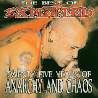 The Exploited - Twenty Five Years of Anarchy and Chaos The Best of Exploited. PunkMetalRap.com