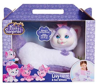 Беременная кошечка Лайви (Livy Kitty Surprise)