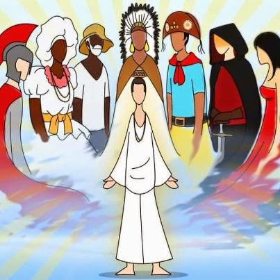 Guias espirituais da umbanda