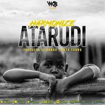 Download Mp3   Harmonize - Atarudi