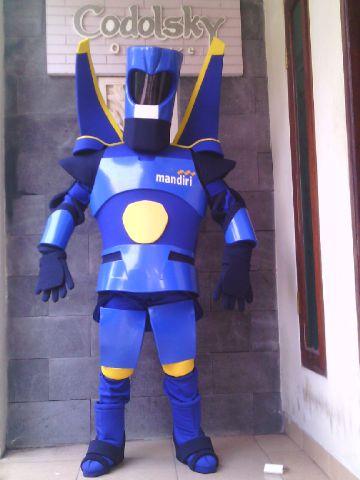 Kostum Robot, Badut Maskot, Baju Karakter, Kostum Promosi, dan boneka yang dipakai orang