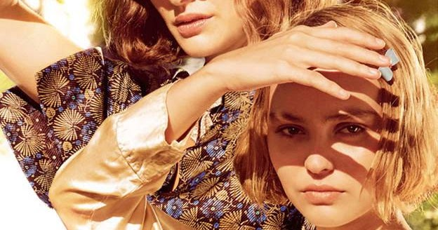 article natalie portman and lily rose depp are magic plane