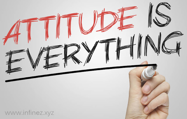 The Powers of a Positive Attitude - Infinez