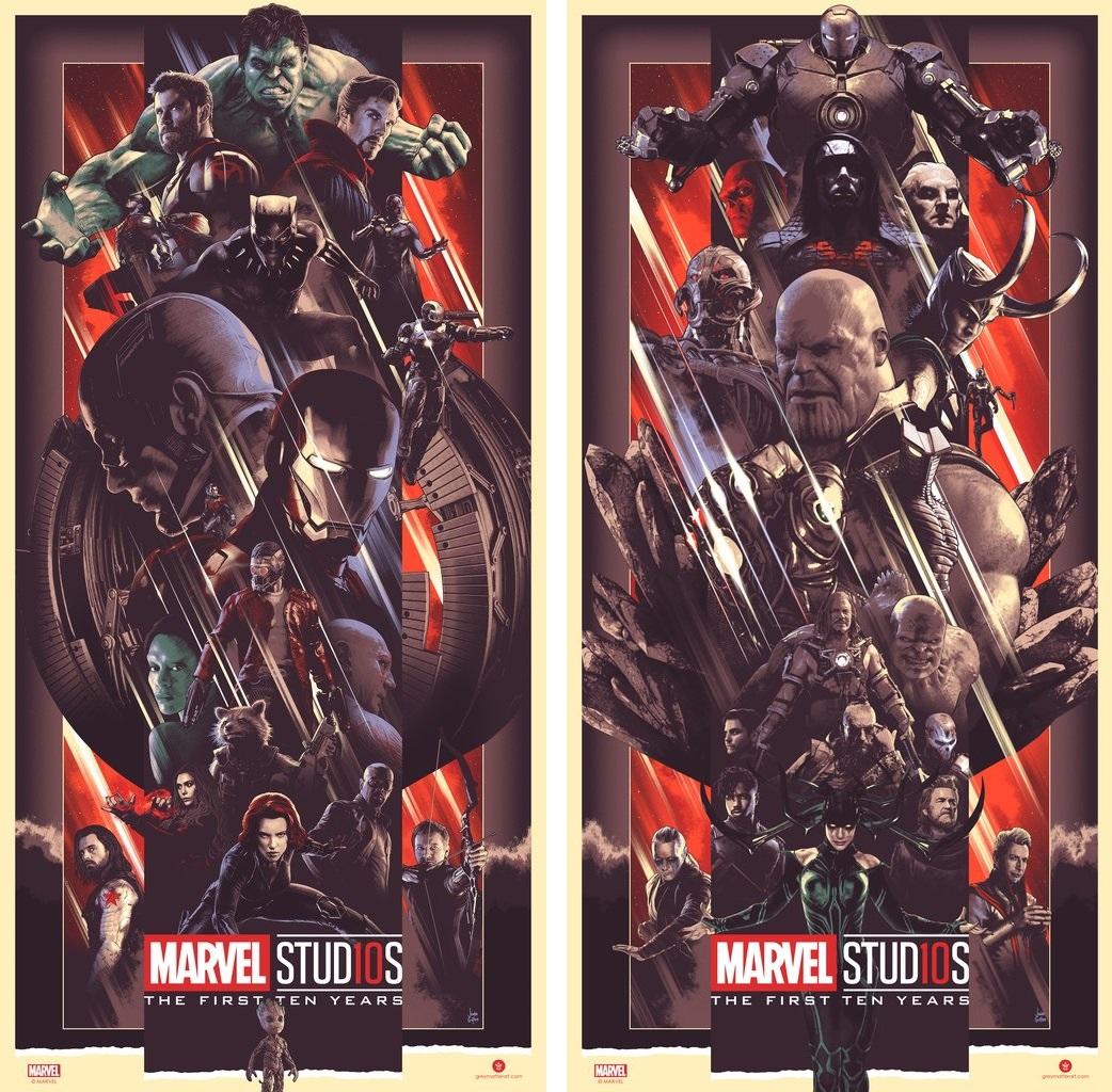Marvel Studios: The Blot Says...: Marvel Studios: The First Ten Years