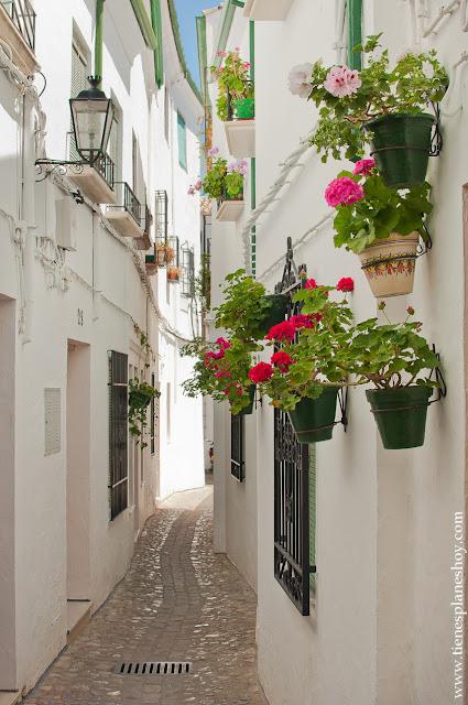 Priego de Córdoba visitar turismo viaje pueblo encanto