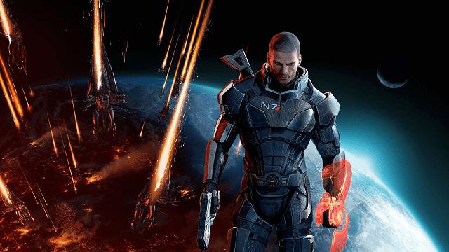 Mass Effect memberikanmu sebuah permainan yang sarat dengan unsur luar angkasa