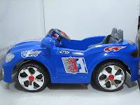 4 Mobil Mainan Aki Junior TR1101A Audi 2 Dinamo Motor