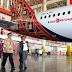 Kunjungan Menperin di Industri MRO Batam Aero Technic