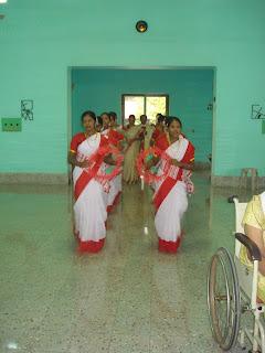 Dozens Gathered in Mokama, India to Take Part in the SCN Installation Ritual