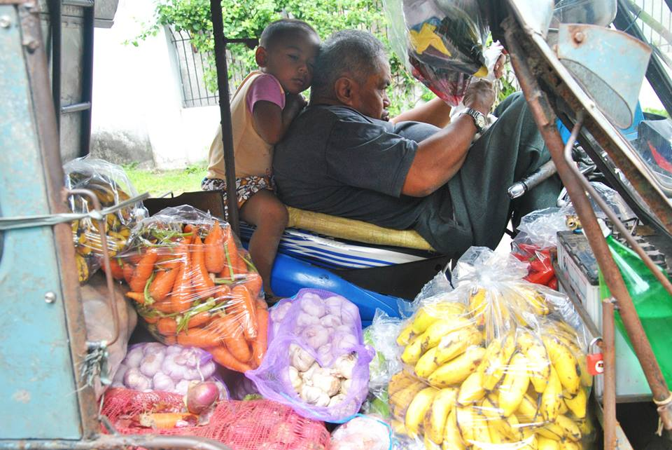 Viral Disabled Vegetable Vendor from Quezon Tatay George